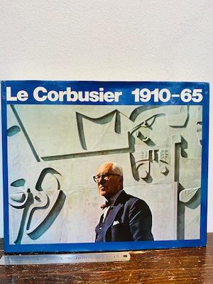 洋書ハードカバー  Le Corbusier 1910-65