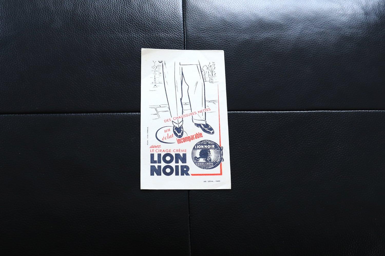 【フランス】ビュバー/ LION NOIR
