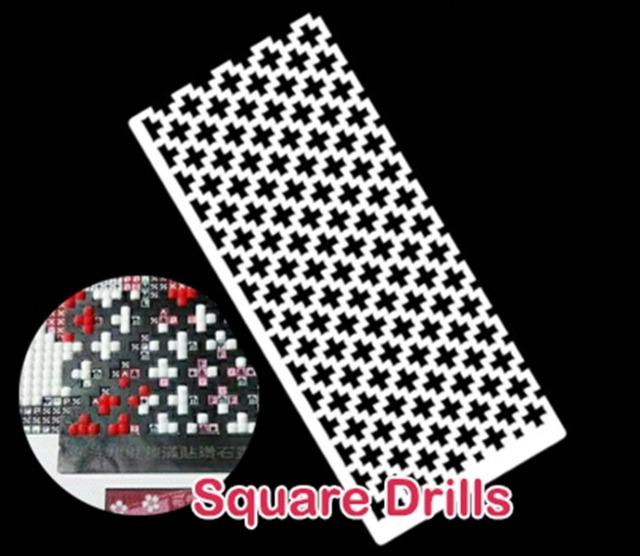 再入荷‼️【四角ビーズ用ステンレス定規】ダイヤモンドアート