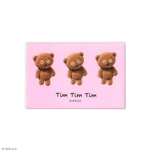 缶マグネット/ミニオン(Tim Tim Tim)【MINIONS POP UP STORE 限定】