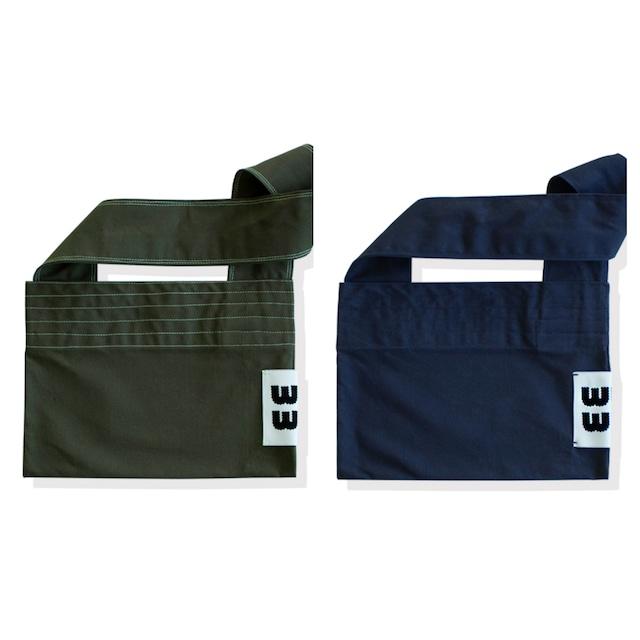 [wuwe wuwe]  Flat bag(全2色)