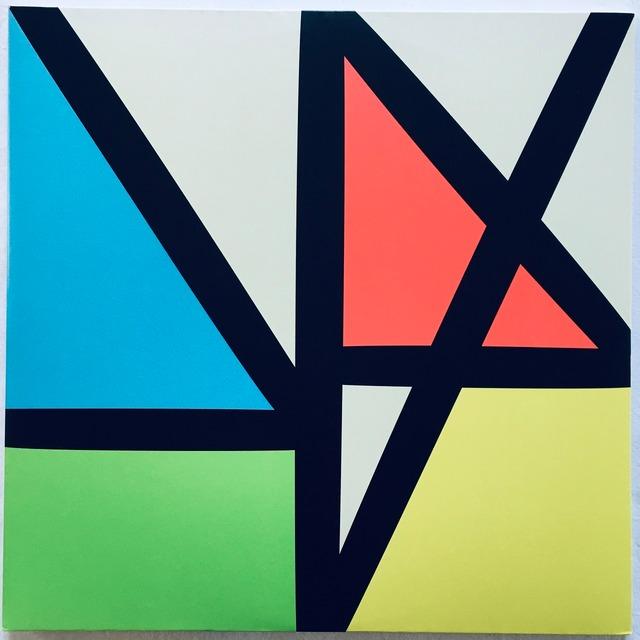 【LPx2・欧州盤】New Order / Music Complete