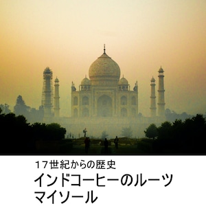 インドマイソール100g/Indian Mysore single100g