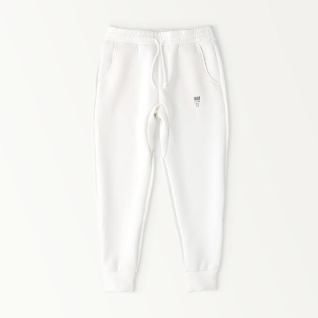 JAM SESSION JOGGER PANTS (WHITE)