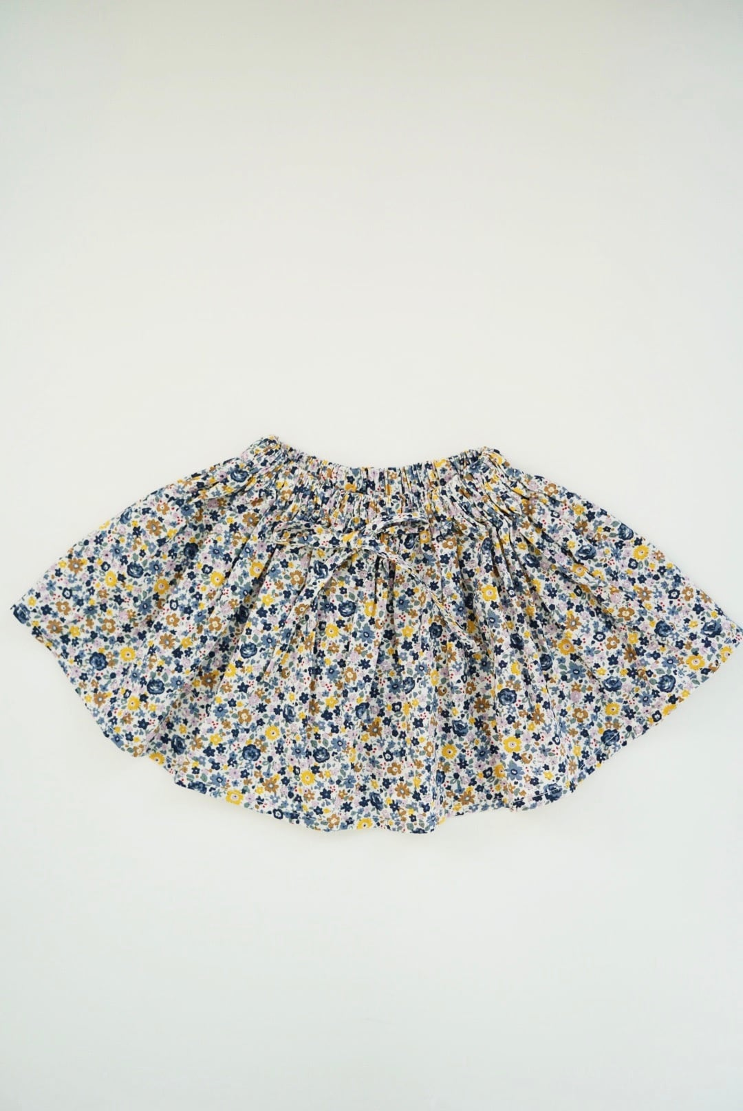 PRECIOUS APRIL / Lillian cotton skirt