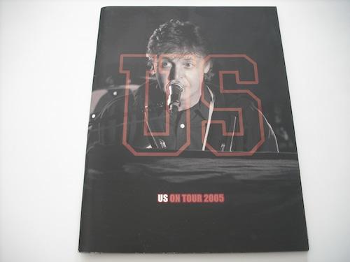 【パンフレット】PAUL McCARTNEY / 2005 US TOUR