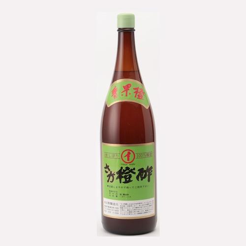【醸造酢】1800ml橙酢