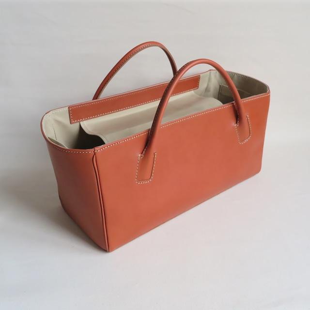 Square box bag R.BROWN