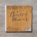 Tree's Board(Light brown)-KIDS_A4スクエア_6ページ/6カット_クラシックアルバム(アクリルカバー)