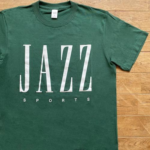 【残りわずか】Jazz & Sports Tシャツ /アイビーグリーン