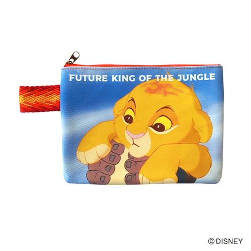 DISNEY / LION KING Pouch YY-D052 OR