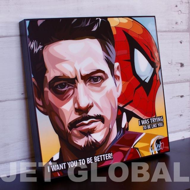 トニー & スパイダーマン / TONY & SPIDERMAN / Mサイズ 26cm / PAPMA_0063
