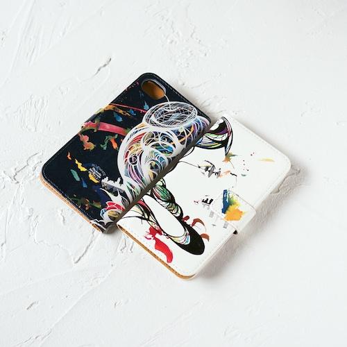 Voyage 手帳型スマホケース