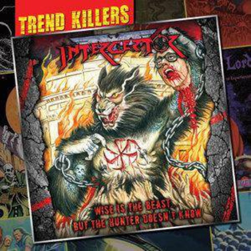 """INTERCEPTOR """"Wise Is The Beast ... But The Hunter Doesn't Know"""" (輸入盤)"""