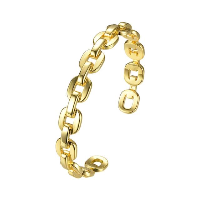 Chain design bangle バングル
