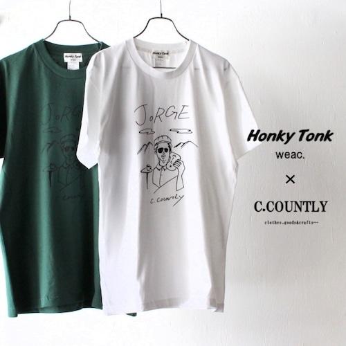 【別注】Honky Tonk weac. NATURE JORGE 2カラー