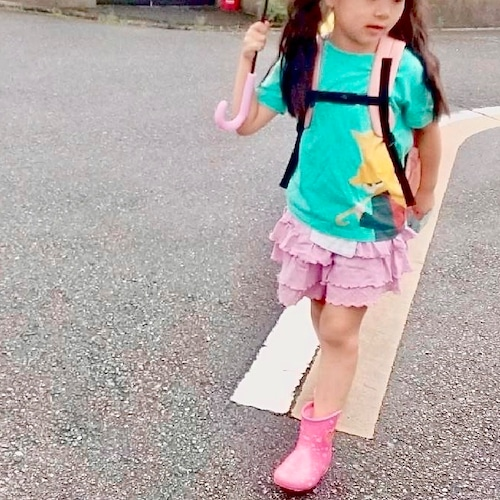 """【MINT GREEN/ミントグリーン】【KIDS  """"Buttercup T """" 】Tシャツ キッズサイズ おしゃれ な オリジナルデザイン"""