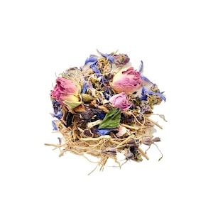 菫 SUMIRE 3  / 菫色の青いお茶 フラワーブティー 農薬・化学肥料不使用ハーブティー