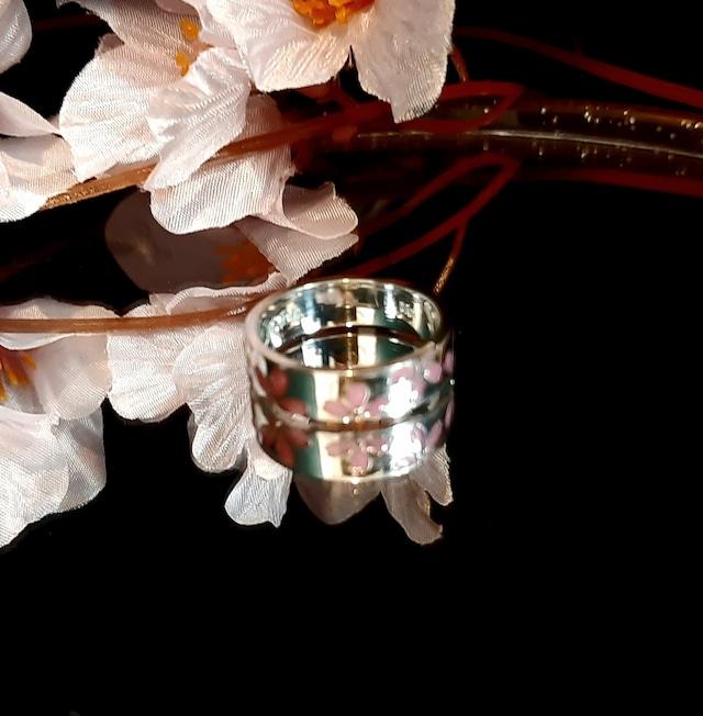 桜リング 桜カラーヴァージョン(限定販売)