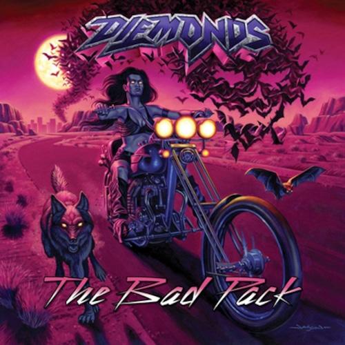 "DIEMONDS ""The Bad Pack"""