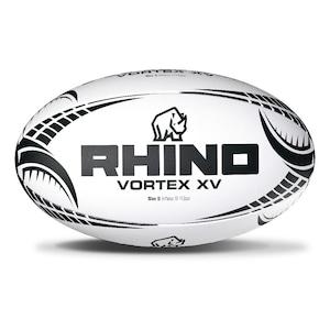 【送料無料】ボルテックスXV 試合用ラグビーボール5号球(Vortex XV Match Rugby Ball 【SIZE5】