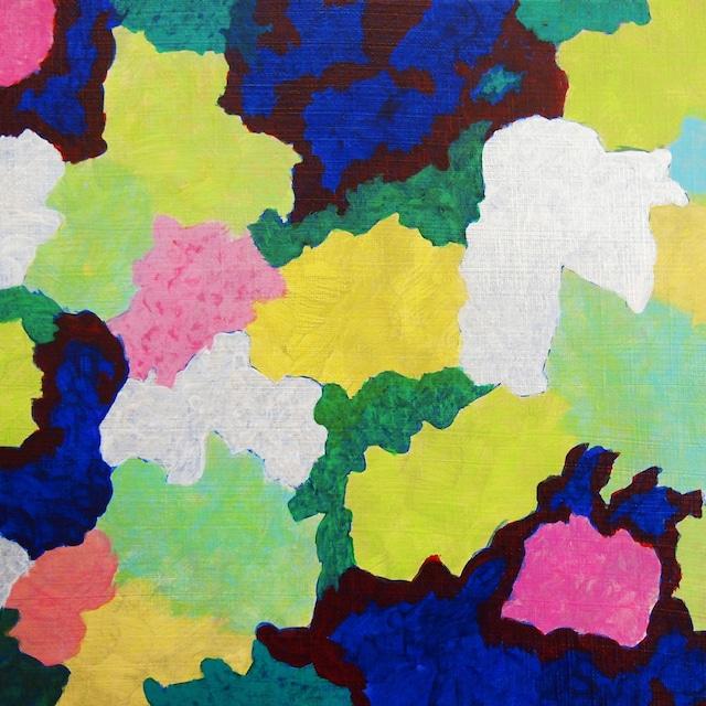絵画 インテリア アートパネル 雑貨 壁掛け 置物 おしゃれ 現代アート 自然 ロココロ 画家 : 眞野丘秋 作品 : Nature #21