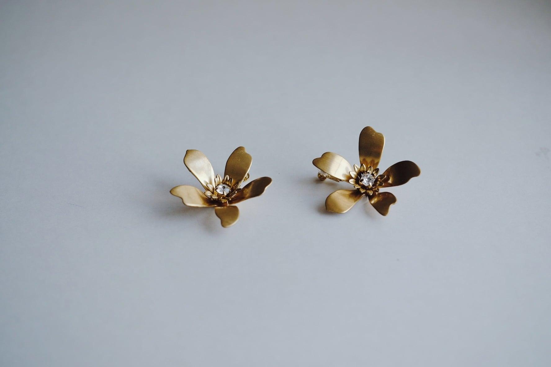 Bridal Earring・vintage・2018 /sale