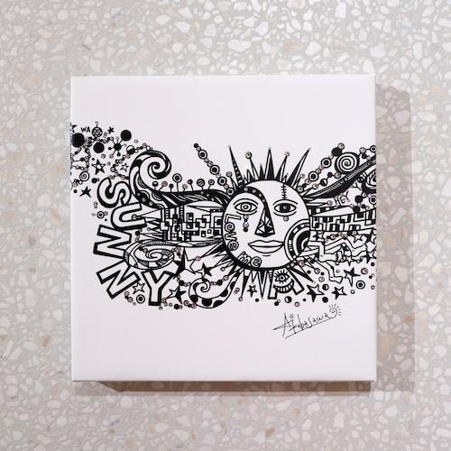 アートボードS【ポルシェサニー】+スワロデコスーパー