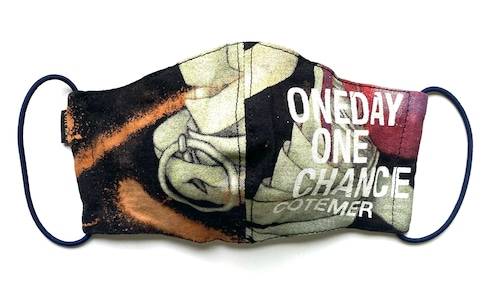 【COTEMER マスク 日本製】ONE DAY ONE CHANCE BAND MASK 0505-152