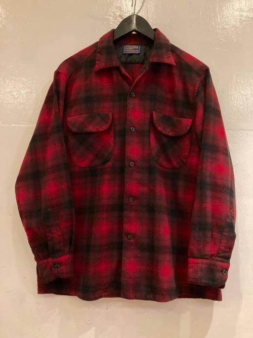 PENDLETON オンブレーチェックシャツ