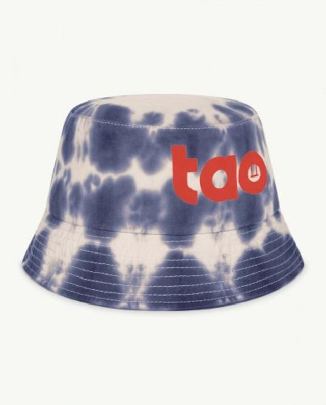 The Animals Observatory/STARFISH KIDS HAT BLUE