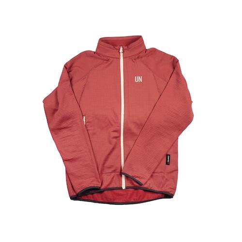 NEW UN2000 Fleece Jacket / red