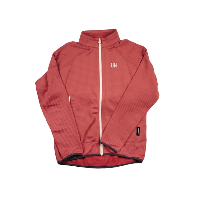 NEW UN2000 Fleece Jacket / charcoal