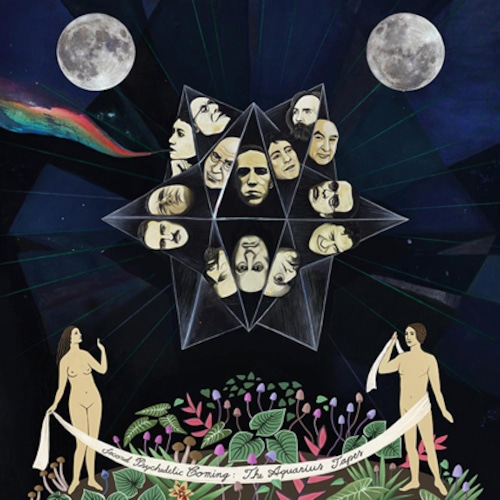 """JESS AND THE ANCIENT ONES """"Second Psychedelic Coming: The Aquarius Tapes"""""""