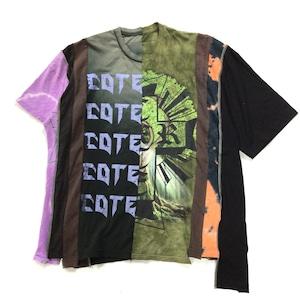 COTEMER REMAKE T-SHIRTS  【Tshirts26】
