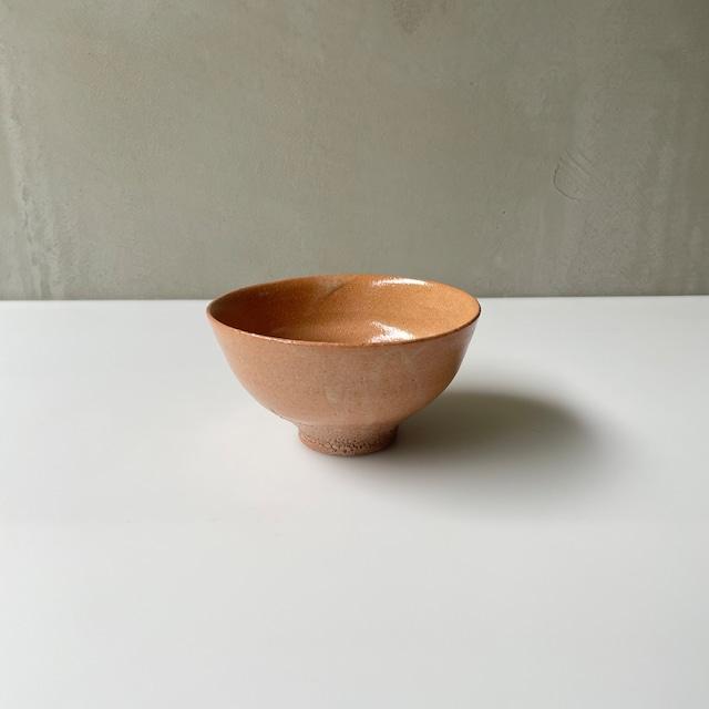 清水善行    韓国手長石釉茶碗