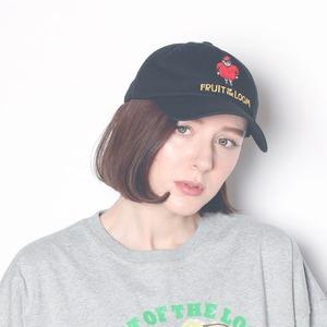 14651400【FRUIT OF THE LOOM/フルーツオブザルーム】 US EMB LOW CAP /ウラタスパンコールコラボキャップ