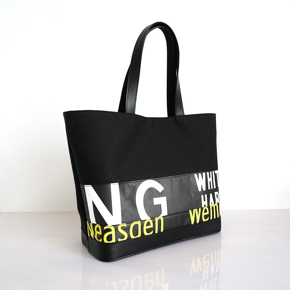 Tote Bag (S) / Black  TSB-0037