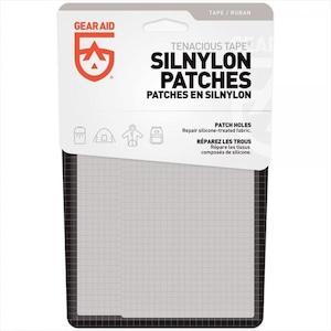 シルナイロンパッチ シルナイロン専用リペアテープ  ギアエイド(GEAR AID)