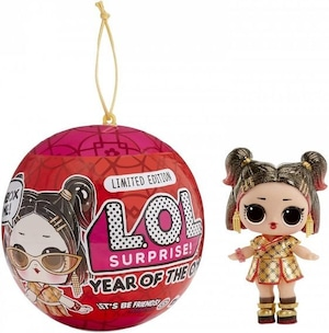 LOL Surprise Year of The Ox Doll