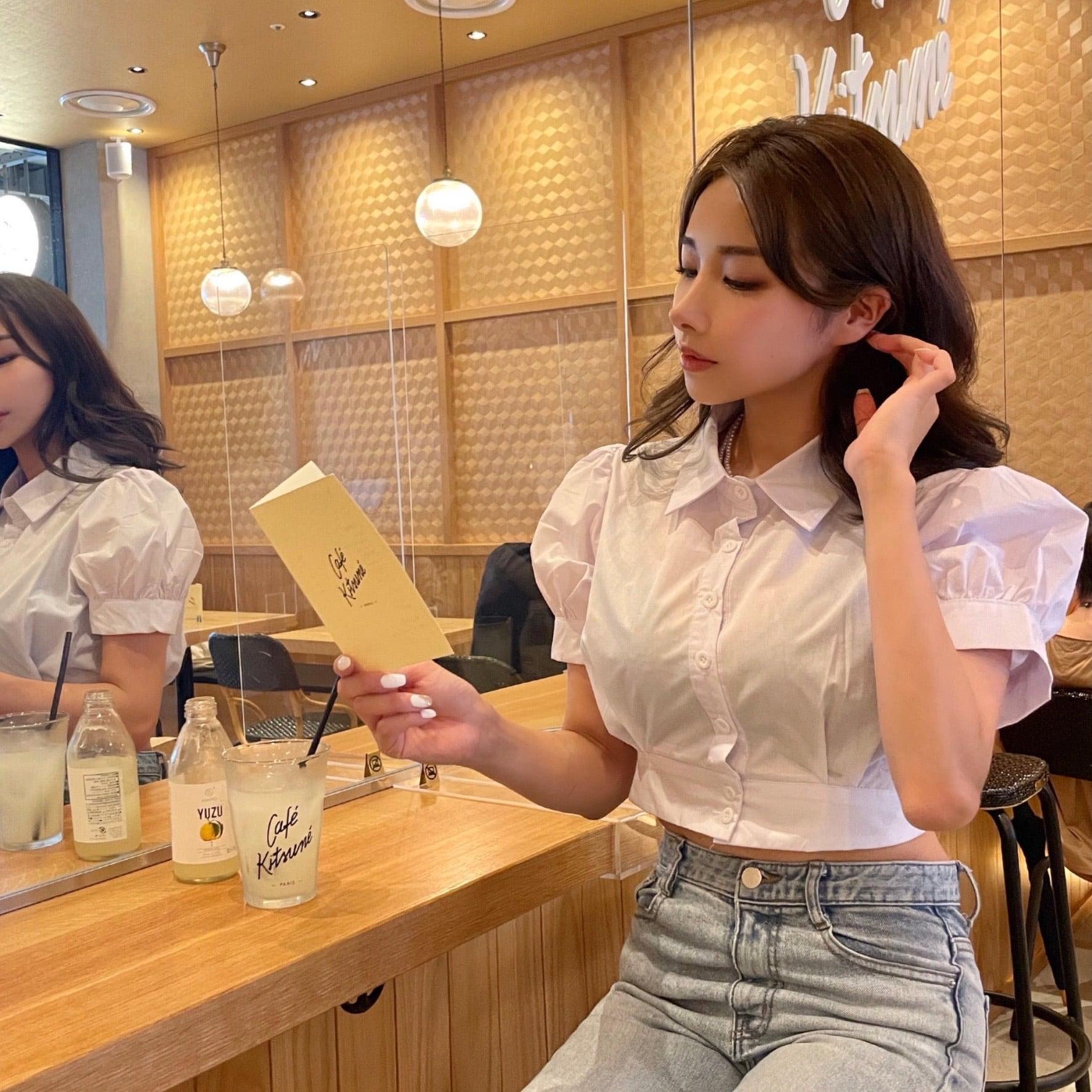 White style shirt