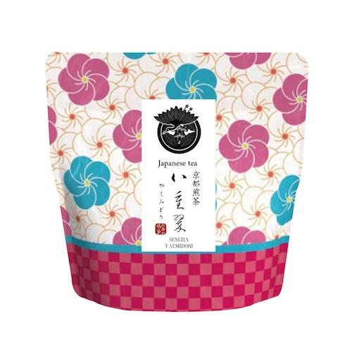 【いろどり】特選煎茶 八重翠(やえみどり)リーフ(茶葉)35g