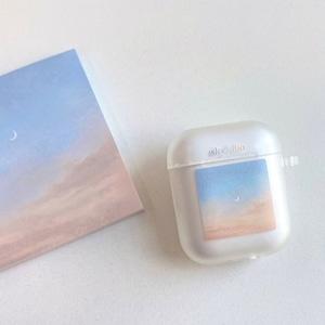 [skyfolio] AirPods ケース (全2色)