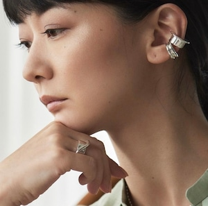 Nothing And Others【ナッシングアンドアザーズ】Overhang Earcuff .