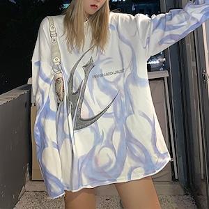 HLプリントTシャツ(全1色) / HWG391
