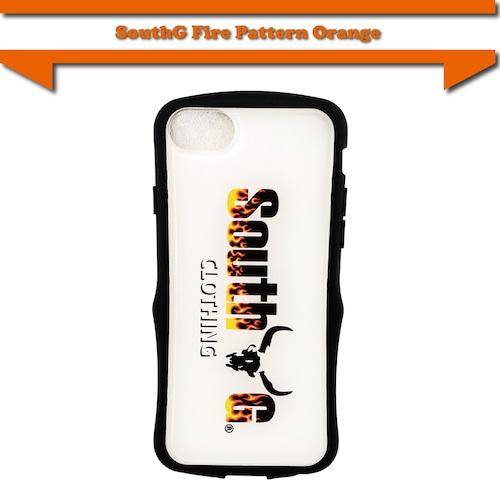 バンパーケース【SouthG Fire Pattern Orange 】