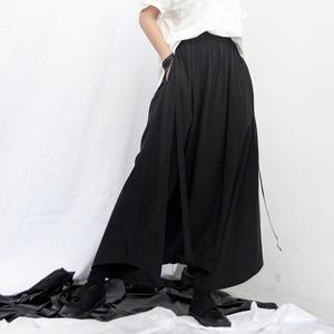 サルエルパンツ サルエル パンツ ジョガーパンツ ボリュームパンツ ダンス アジアン エスニック 体型カバー お出かけ