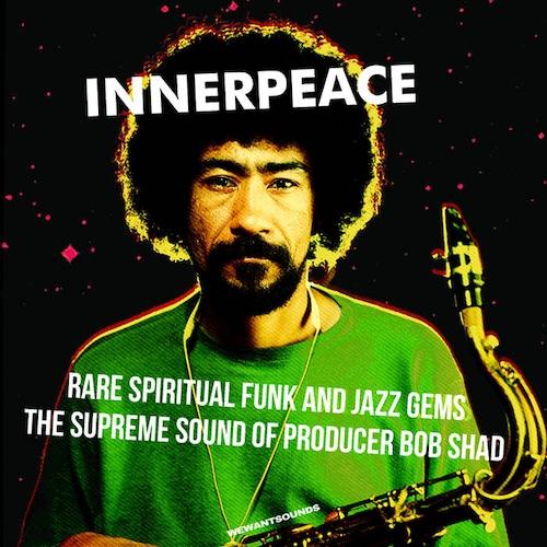【ラスト1/CD】V.A. - Inner Peace: Rare Spiritual Funk And Jazz Gems