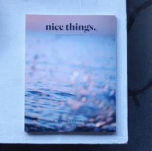 nice things. ISSUE 64, 復刊3号