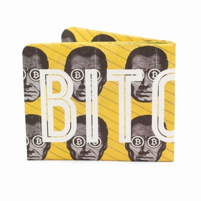 Paperwallet (ペーパーウォレット) 財布 Tyvek製【BITCOIN】